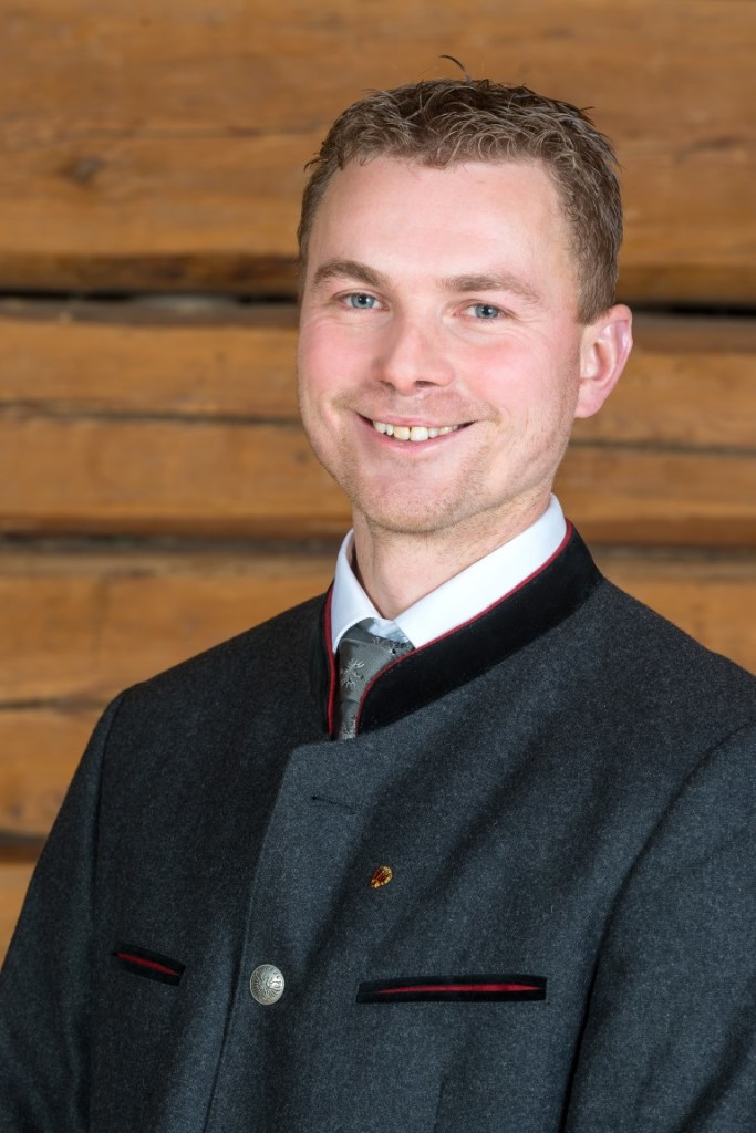 spitzenkandidat Hannes Eder